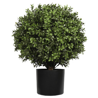 "Buxus 22"" Artificial Ball Tree"