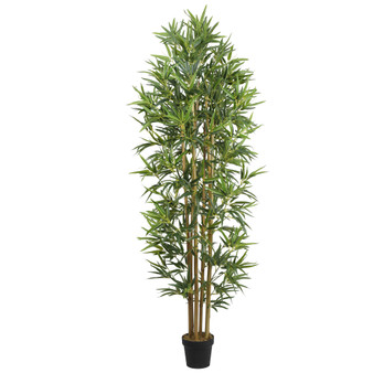 """Trunk Bamboo 73"""" Artificial Tree"""