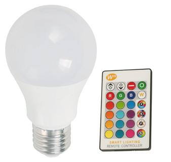 5W A60 5000K LED Bulb