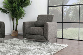 Lauritz Chair in Brown