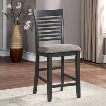 Amalia Counter Height Chair in Gray