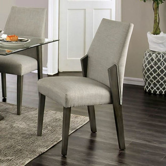 Turton Dining Chair in Gray