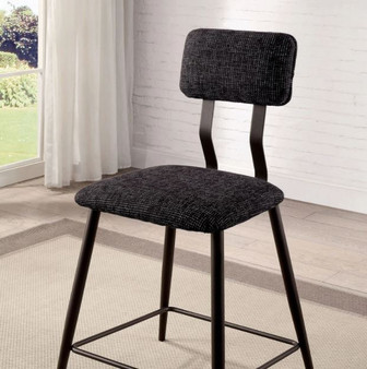Dicarda Dining Chair in Black