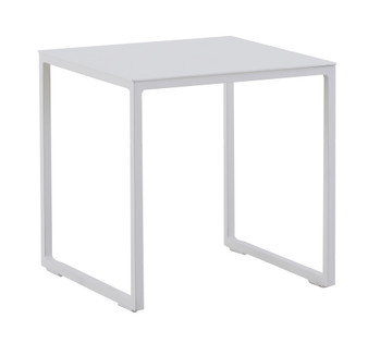 Winter Side Table in White