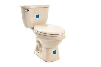 Sensacion Two Piece Toilet in Bone