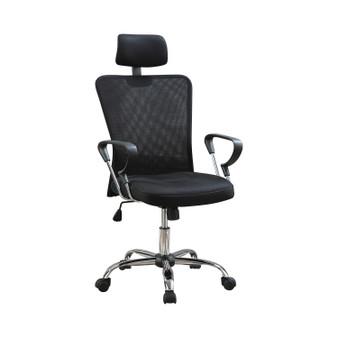 Mesh Office Chair in Black