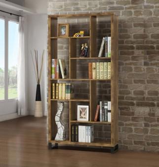 "34"" Bookcase in Antique Nutmeg"