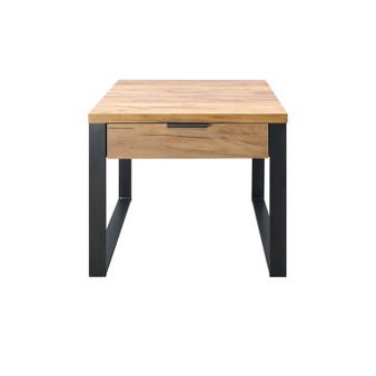 """23"""" End Table in Golden Oak"""