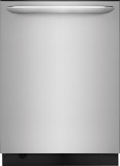 "Frigidaire 24"" Dishwasher in Stainless Steel"