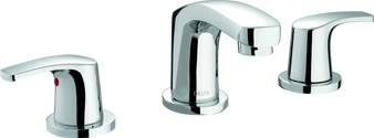 44040 Lavatory Faucet in Chrome