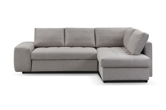 9582 Sectional in Light Grey