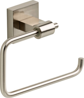 Maxted Toilet Paper Holder in Satin Nickel