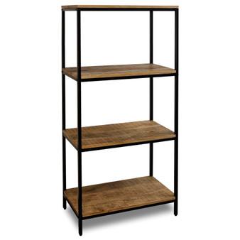 """Chattercut 28"""" Display Shelf in Natural Wood"""