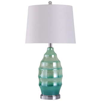 Bella Blue Table Lamp