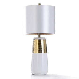 Almanzi Table Lamp in Gold