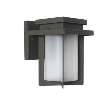 8870 Outdoor Wall Sconce in Coffee