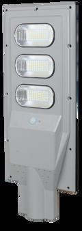 8928 LED 90W Solar Light in Gray