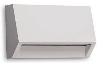 E055 LED Outdoor Step Light in White