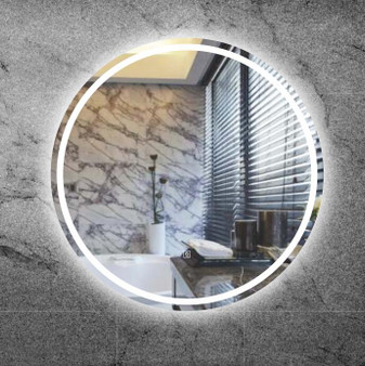 MJR02 Dimmable LED Mirror