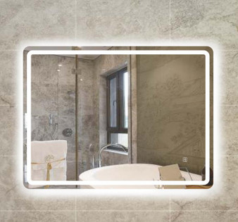 MJC03 Dimmable LED Mirror
