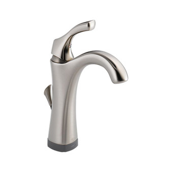 Addison Single Handle Lavatory Faucet with Touch2O.xt™ Technology in Brilliant Stainless