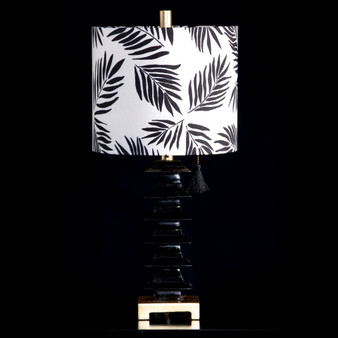 Stacked Pagona Mandalay Table Lamp