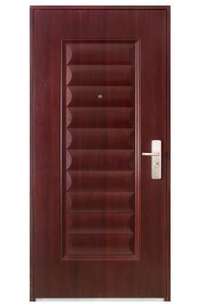 """MX1N2173FA LH 36""""x80"""" Steel Security Door"""