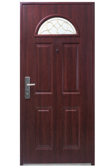 "MX1B9603FA RH 36""x80"" Steel Security Door"