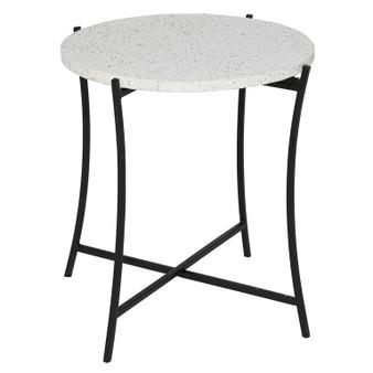 Terrazo Accent Table 80855