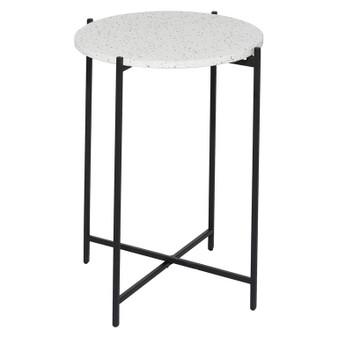 Terrazo Accent Table 80857