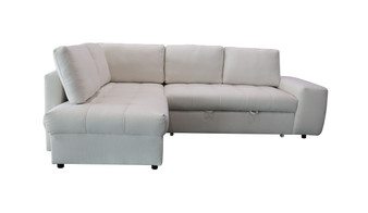 9582 Sofa Sectional in Ivory