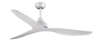 """Pelican 52"""" Ceiling Fan in White"""