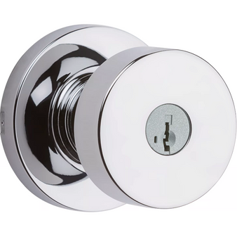 Pismo Entry Lock in Polished Chrome
