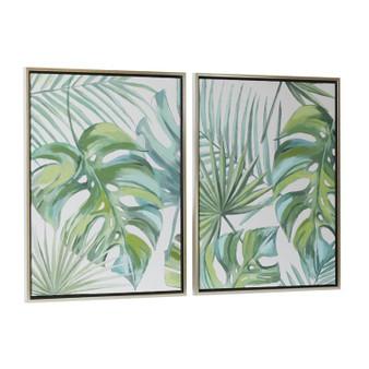 Tropical Canvas Wall Art