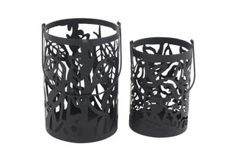 Black Metal Lanterns