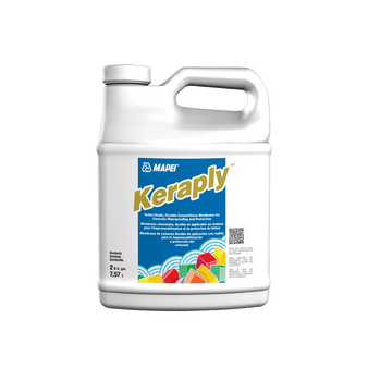 Keraply 2Gal Latex Additive for Tiles