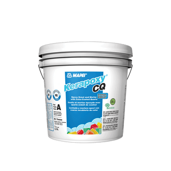 Kerapoxy CQ 1GAL Epoxy Grout & Mortar in Charcoal
