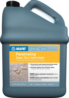 Ultracare 1GAL Penetrating Stone, Tile & Grout Sealer