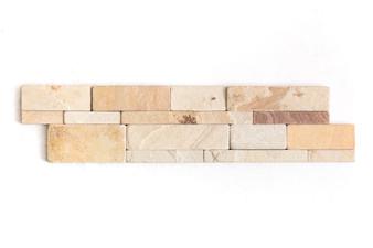 "Mint 6""x 24"" Sandstone Ledgestone Border"