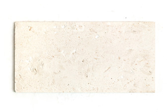 "12""""x24"" Shell Reef Limestone Brushed"