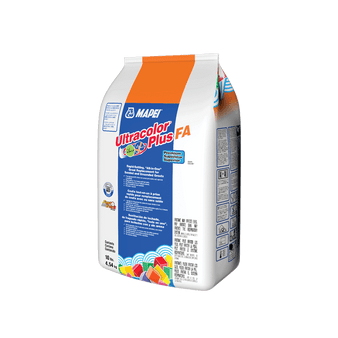Ultracolor Plus Rapid-Setting Grout with Polymer in Biscuit