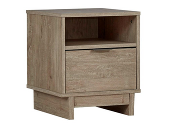 Oliah 4 Drawer Chest in Natural