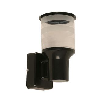 22900 1Light Outdoor Wall Light in Black