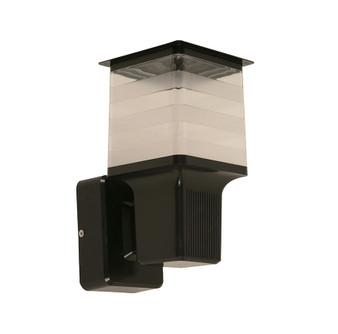22901 1Light Outdoor Wall Light in Black