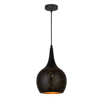 SP4551- Pendant Light in Black