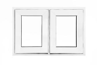 """36""""x 24"""" UPVC Casement Window in White"""