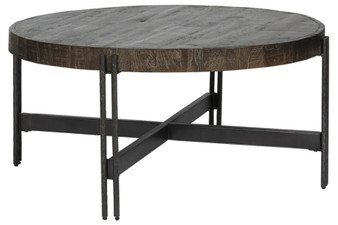 Jillenhurst Coffee Table in Dark Brown
