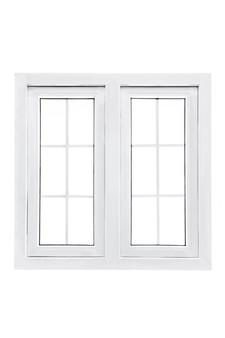 "36""x 48"" UPVC Casement Window with Grids"