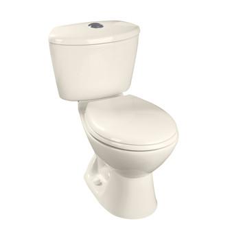 Avanti Round Front Toilet in Bone