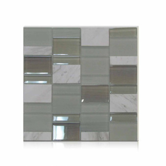 "CS175 Glass Stone 12""x 12"" Mosaic Tile"